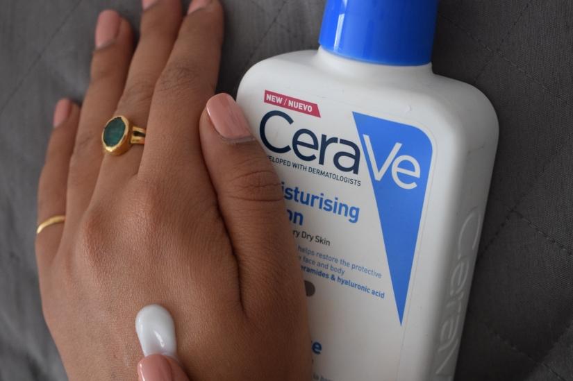 Review: CeraVe MoisturisingLotion